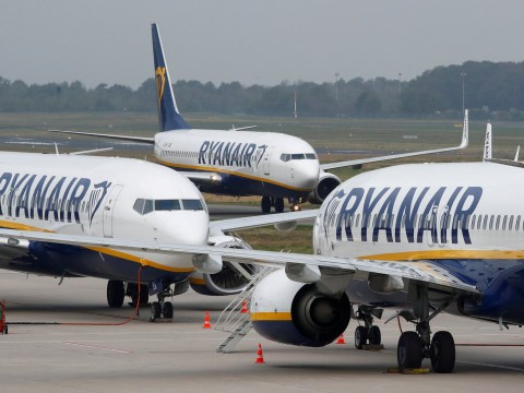 Ryanair plane seized by French authorities in row over unpaid bill