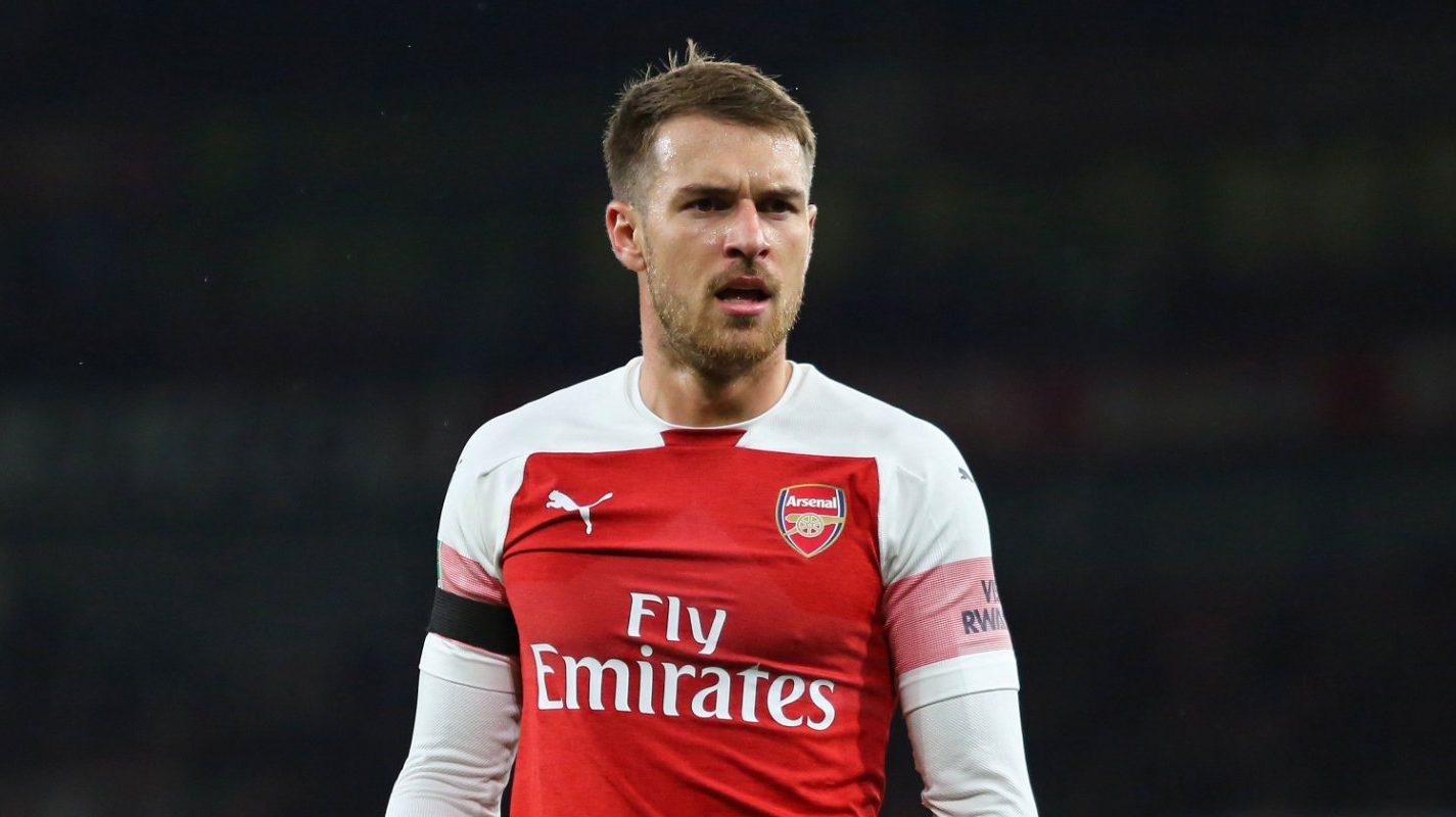 Liverpool have no plans to sign Arsenal midfielder Aaron Ramsey