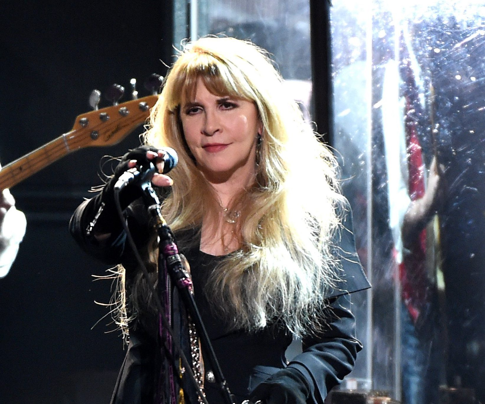 Stevie Nicks becomes two-time Rock and Roll Hall of Fame inductee and hopes it 'opened a door' for other women