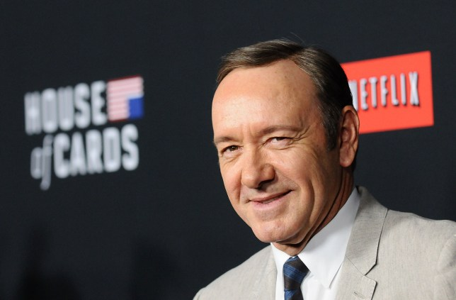 "LOS ANGELES, CA - FEBRUARY 13: Actor Kevin Spacey attends a screening of ""House Of Cards"" at Directors Guild Of America on February 13, 2014 in Los Angeles, California. (Photo by Jason LaVeris/FilmMagic)"