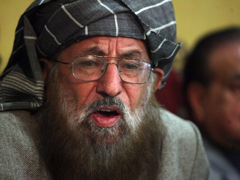 Muslim cleric known as the 'father of the Taliban' killed in Pakistan