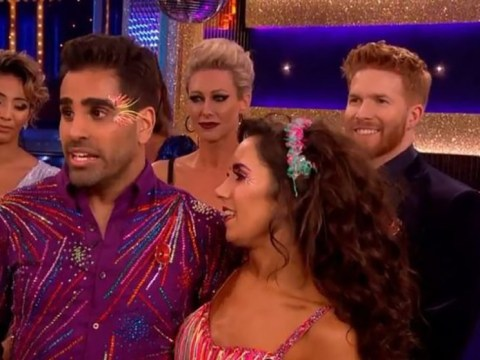 Strictly Come Dancing viewers notice Neil Jones looks happier than ever after Seann Walsh is eliminated
