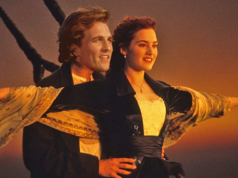 Matthew McConaughey admits he was 'pretty confident' he would land the role as Jack in Titanic