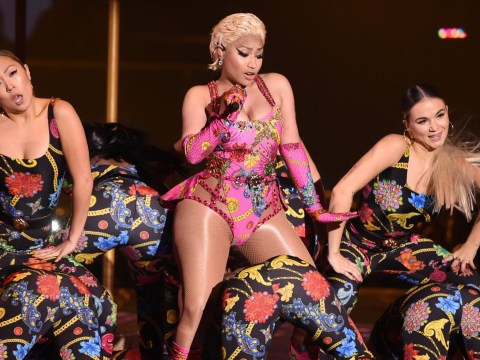 Nicki Minaj's UK tour in tatters after failing to sell out a single show