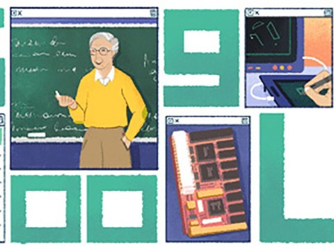 Why today's Google Doodle is celebrating Greek computer scientist Michael Dertouzos
