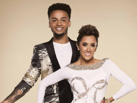 Aston Merrygold 'wants to win' Strictly Come Dancing as he returns for Christmas special