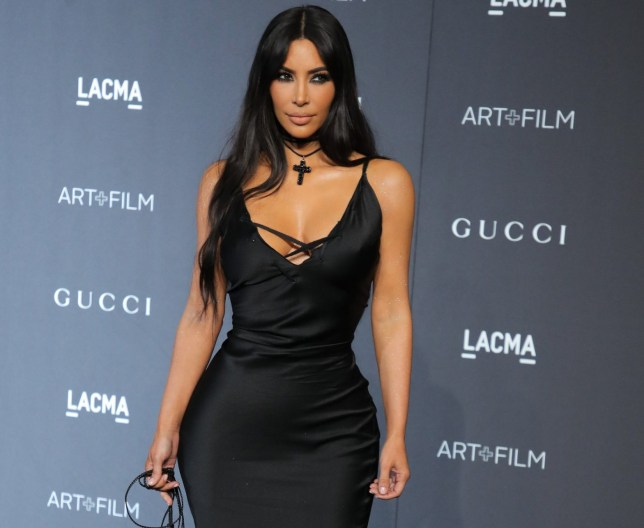 Mandatory Credit: Photo by Chelsea Lauren/REX/Shutterstock (9959974dt) Kim Kardashian LACMA: Art and Film Gala, Los Angeles, USA - 03 Nov 2018 Wearing Gucci, Vintage