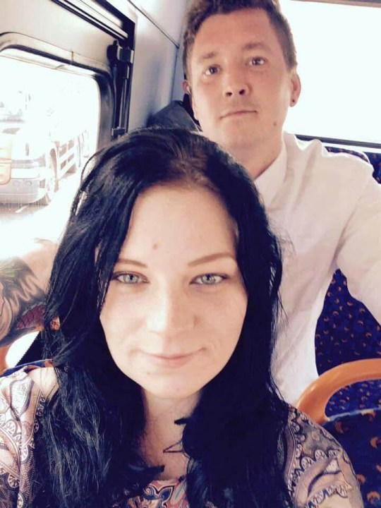 Melissa Wood and Christopher Linley took their own lives at Doncaster railway station (Picture: British Transport Police)