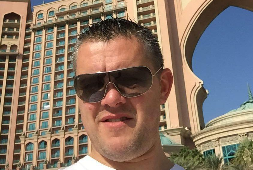 METRO GRAB VIA FACEBOOK Paul Bussetti, pictured, one of five men arrested over 'Grenfell Tower' bonfire prank. His family told MailOnline they are scared for their safety after the joke 'got out of hand' https://www.facebook.com/photo.php?fbid=10205277627881173&set=a.1373754864860&type=3&theater