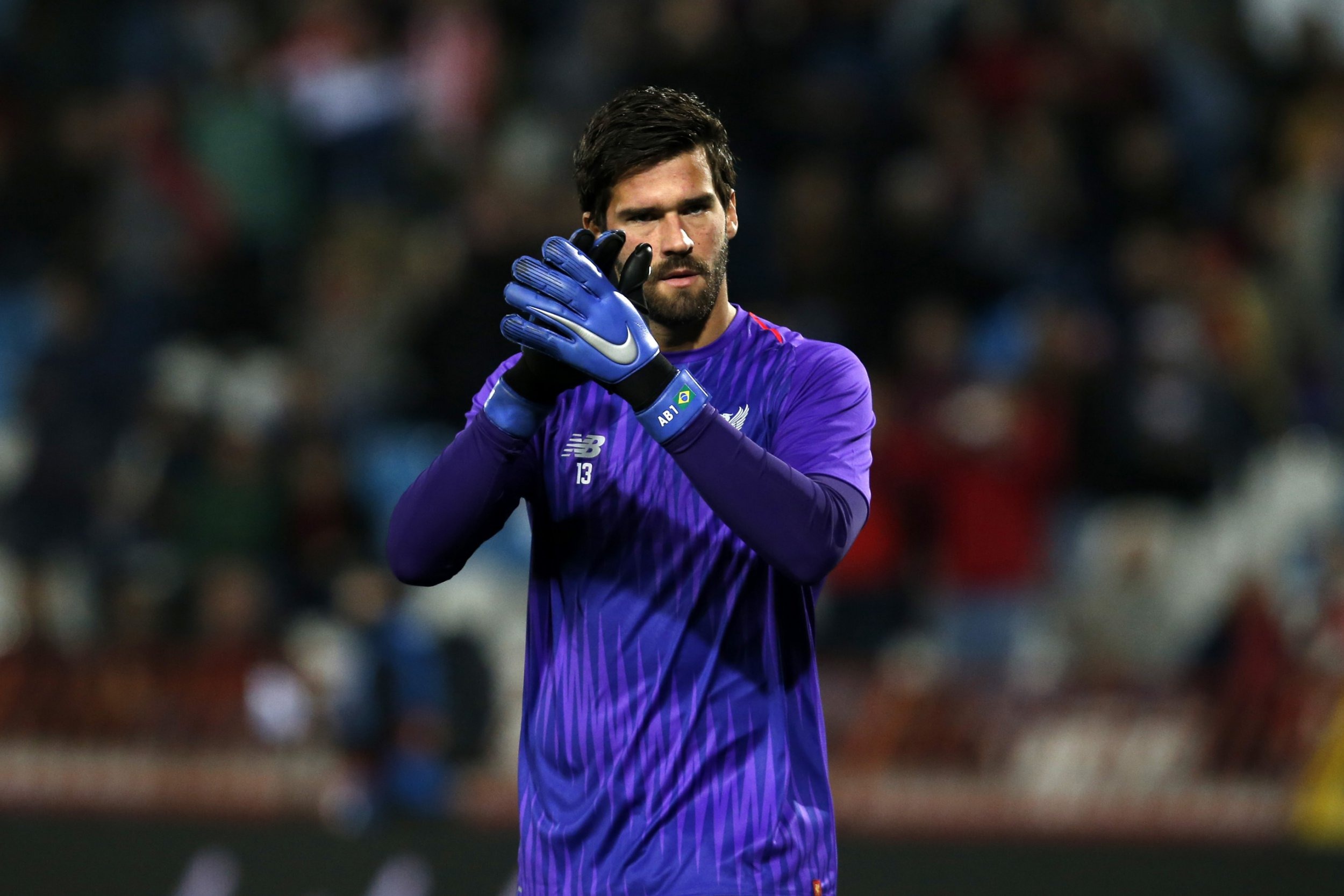 Liverpool legends slam Alisson after goalkeeper blunders against Red Star Belgrade
