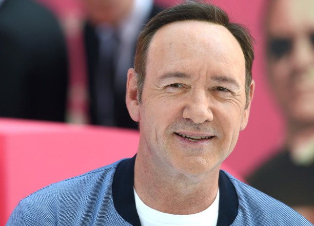 Mandatory Credit: Photo by Anthony Harvey/REX/Shutterstock (9263554bv) Kevin Spacey 'Baby Driver' - European premiere - Red Carpet arrivals, London, UK - 21 Jun 2017