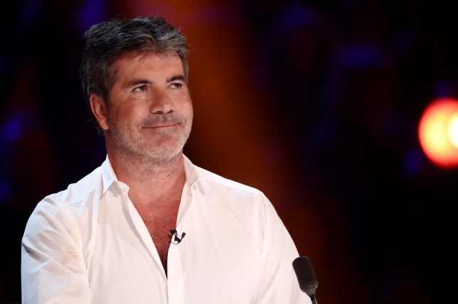 Editorial use only. No book publishing. Mandatory Credit: Photo by Dymond/Thames/Syco/REX/Shutterstock (9942426cm) Simon Cowell 'The X Factor' TV show, Series 15, Episode 18, London, UK - 28 Oct 2018