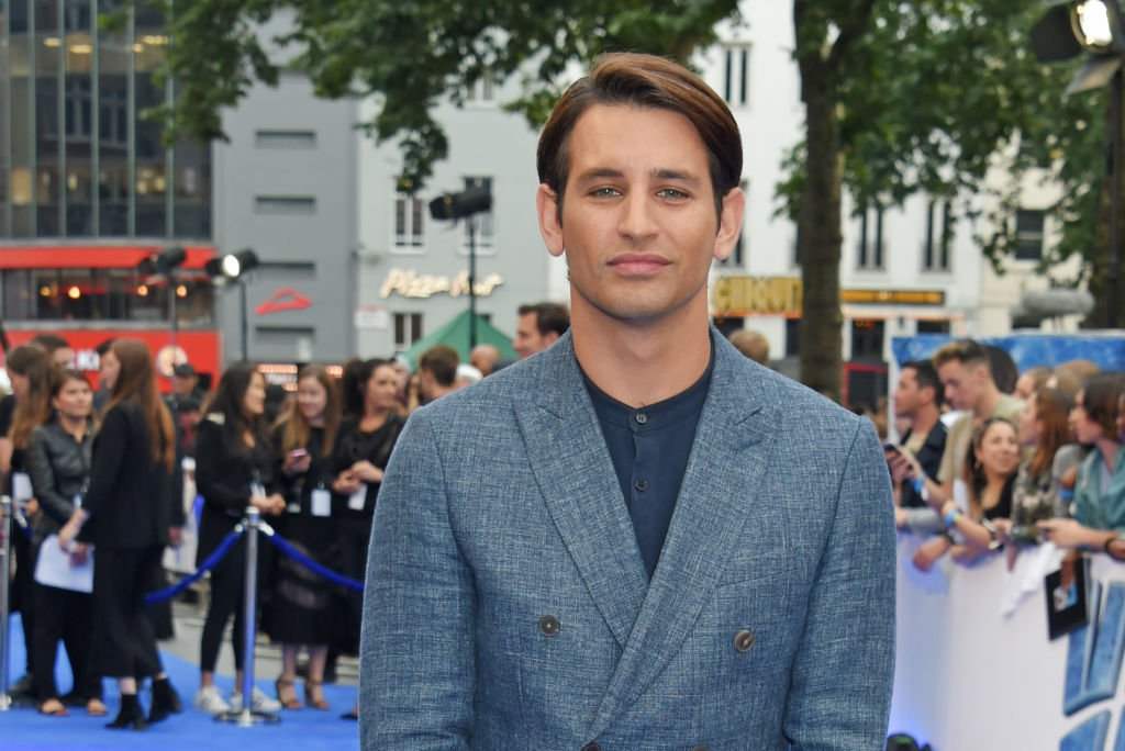 "LONDON, ENGLAND - JULY 24: Ollie Locke attends the European Premiere of ""Valerian And The City Of A Thousand Planets"" at Cineworld Leicester Square on July 24, 2017 in London, England. (Photo by David M. Benett/Dave Benett/WireImage)"
