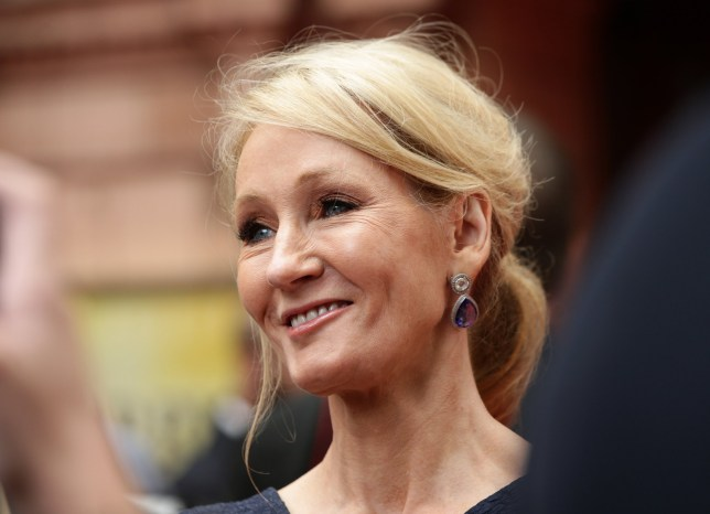 "EMBARGOED TO 1300 SATURDAY OCTOBER 6 File photo dated 30/07/16 of JK Rowling who has said she enjoys living a ""very unnoticed life"" and can often get about without being recognised."
