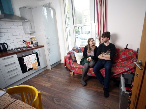 What I Rent: Elly and Alex, £600 each for a one-bedroom flat in New Cross