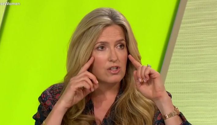 Drug addict threatens Penny Lancaster with a needle on new TV show: 'I was terrified'