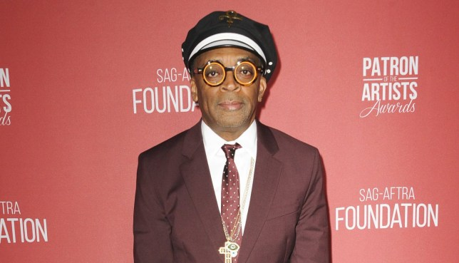 The 3rd Patron of the Artist Awards Featuring: Spike Lee Where: Los Angeles, California, United States When: 09 Nov 2018 Credit: Apega/WENN.com