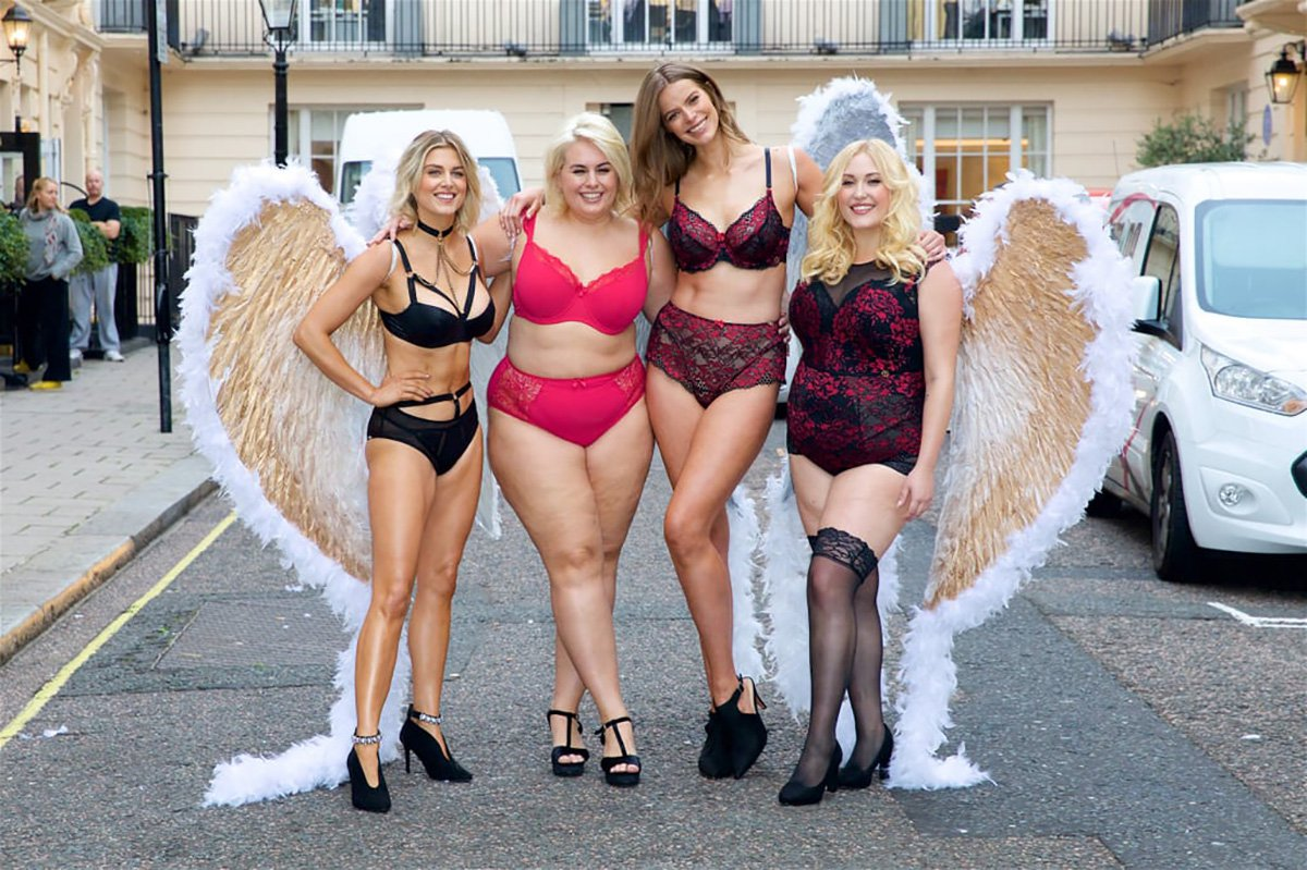 Who needs wings? The size-inclusive lingerie brands getting it right