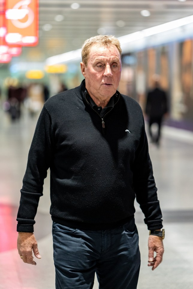 EXCLUSIVE: * Min Web / Online Fee 250 GBP For Set * * Min Print Fee 250 GBP PP * Double For Pg 1 * Harry Redknapp flies out of Heathrow Airport to Brisbane to star in the ITV show Im A Celebrity Get Me Out Of Here.The ex football manager was in good spirits appearing to tell one of his famous anecdotes to his chaperone. Pictured: Harry Redknapp Ref: SPL5040874 101118 EXCLUSIVE Picture by: SplashNews.com * Min Web / Online Fee 250 GBP For Set * * Min Print Fee 250 GBP PP * Double For Pg 1 * Splash News and Pictures Los Angeles: 310-821-2666 New York: 212-619-2666 London: 0207 644 7656 Milan: 02 4399 8577 photodesk@splashnews.com World Rights
