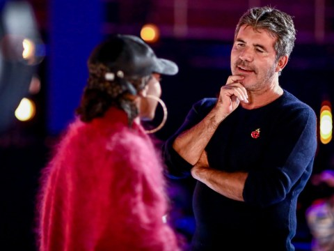 Simon Cowell rewrites the X Factor rules live on air as he invites Shan Ako to perform on 2019 tour
