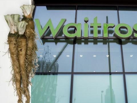 Waitrose is bringing back 'forgotten' Victorian vegetable salsify