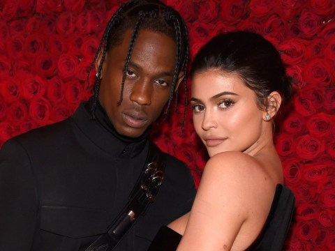 Kylie Jenner and Travis Scott continue to fuel rumours they're engaged