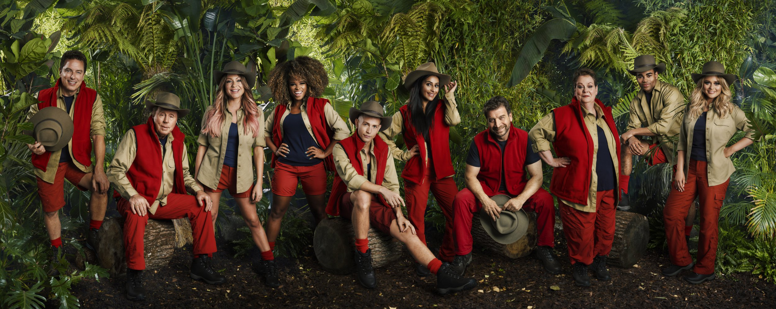 Who is in the final of I'm A Celebrity 2018?