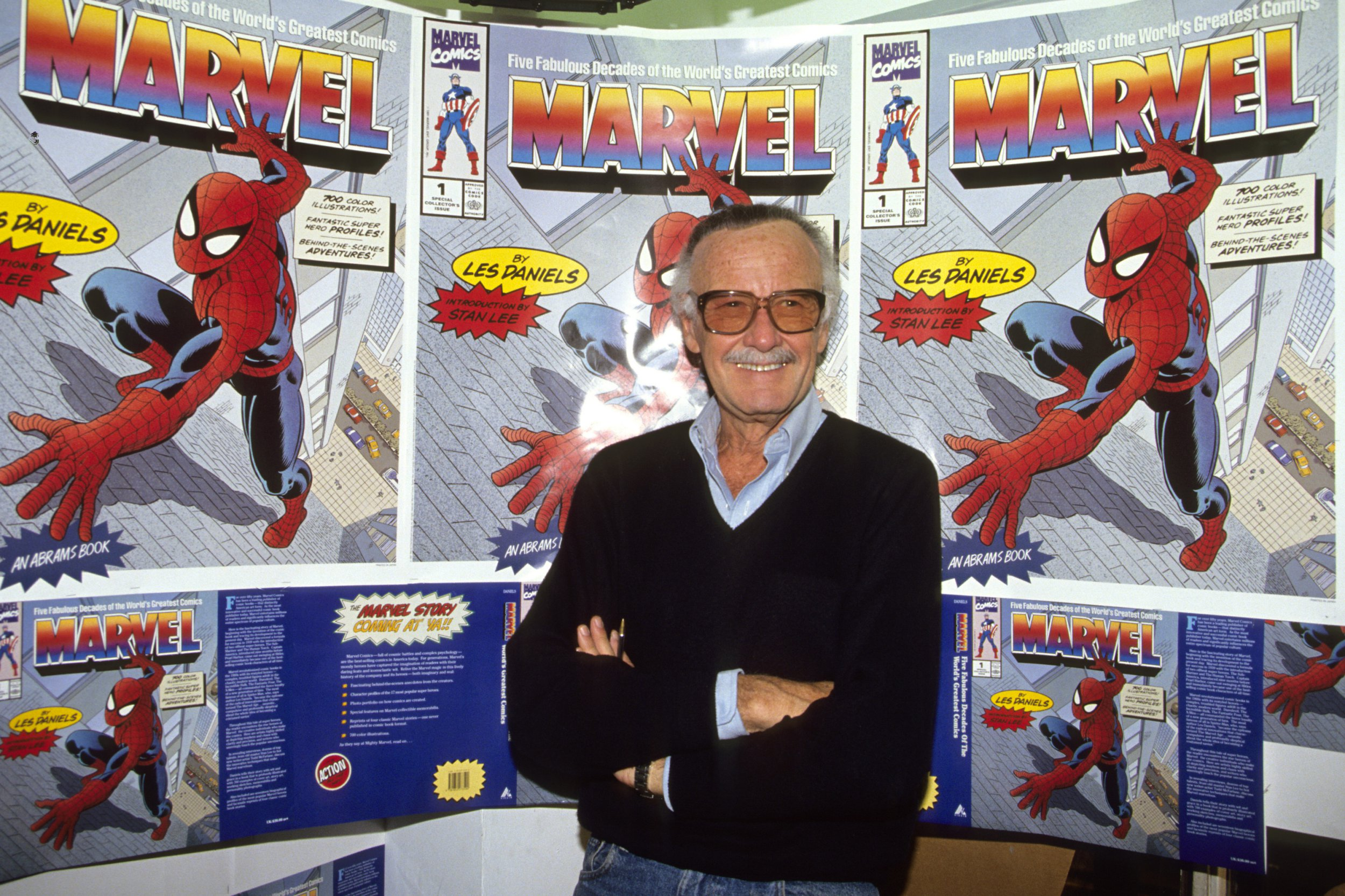 What does Stan Lee's motto 'Excelsior!' mean?