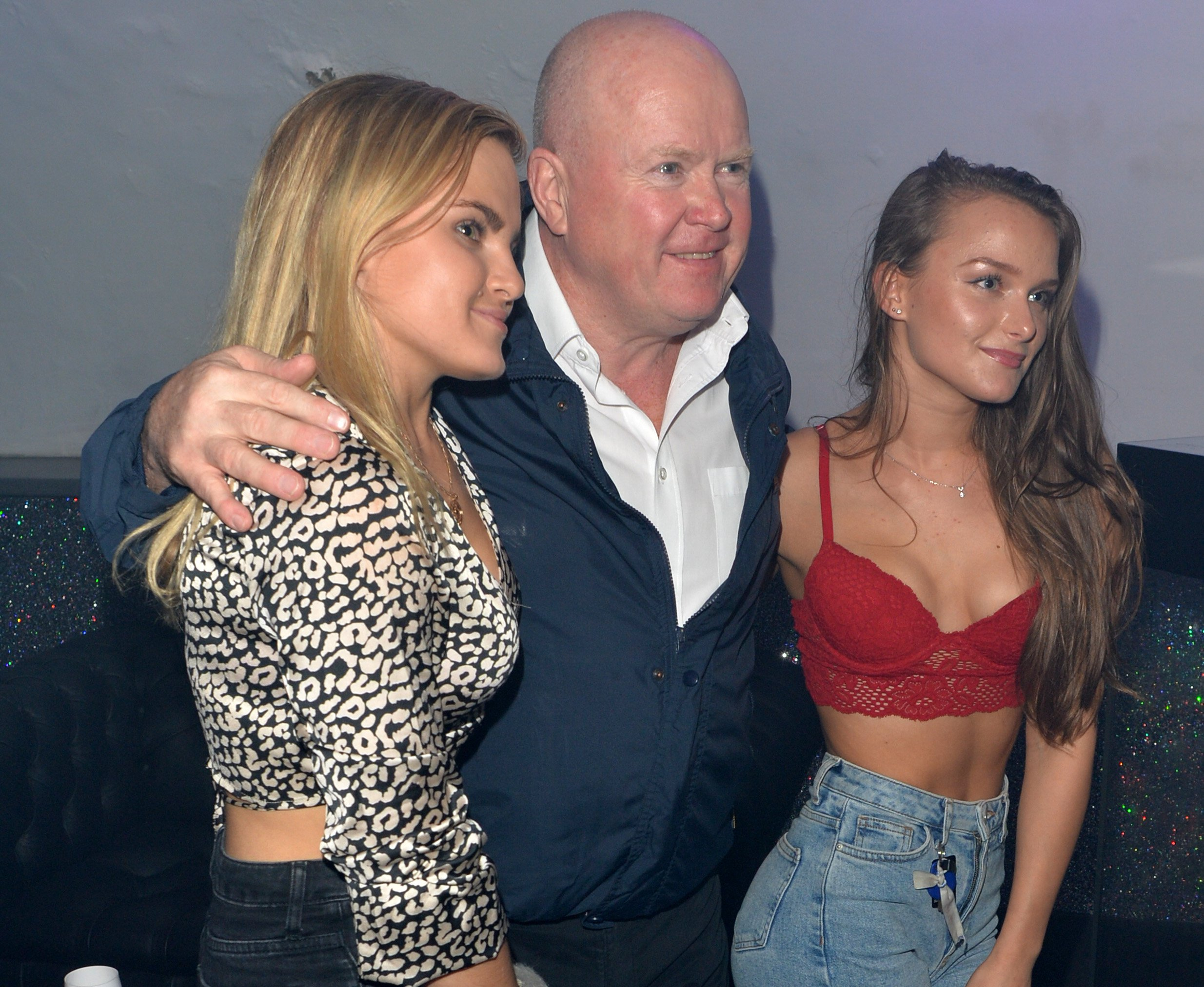 Eastenders star Steve McFadden aka Phil Mitchell is seen meeting fans at Brighton's Shoosh club for a personal appareance Pictured: Steve McFadden Ref: SPL5041347 121118 NON-EXCLUSIVE Picture by: PALACE LEE / SplashNews.com Splash News and Pictures Los Angeles: 310-821-2666 New York: 212-619-2666 London: 0207 644 7656 Milan: 02 4399 8577 photodesk@splashnews.com World Rights,