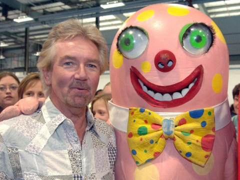 Noel Edmonds is only doing I'm A Celebrity for 'money' says his old pal Mr Blobby