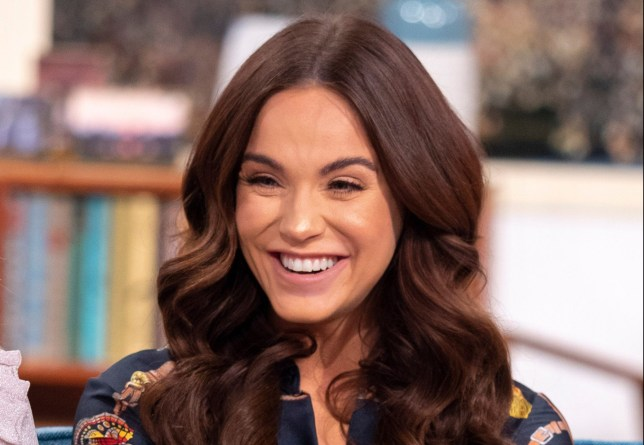 Editorial use only Mandatory Credit: Photo by Ken McKay/ITV/REX (9978670cx) Vicky Pattison 'This Morning' TV show, London, UK - 14 Nov 2018 LET?S GET READY TO JUNGLE WITH TWO FORMER QUEENS! One reigned supreme as last year?s Queen of the Jungle, and the other took the crown in 2015. Toff and Vicky Pattison join us to give their verdict on the new bunch of celebrities about to enter I'm a Celebrity... Get Me Out Of Here! They'll also bring us the latest news from down under ahead of the series launch on Sunday night.