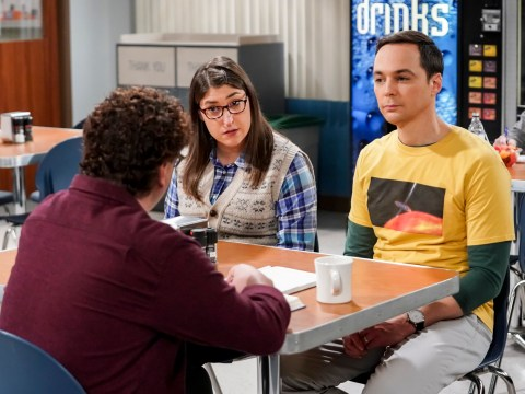The Big Bang Theory's Jim Parsons reveals dream for Sheldon's final scene