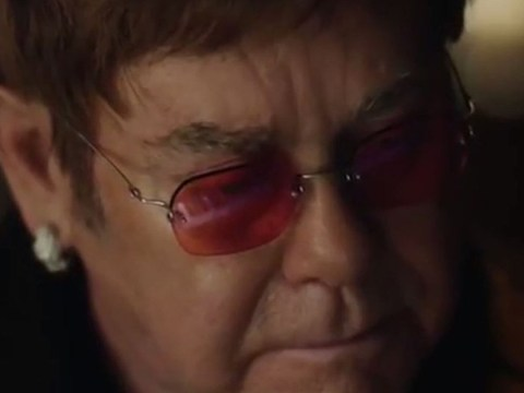 Viewers criticise John Lewis Sir Elton John advert for 'not being about Christmas' as it makes TV debut