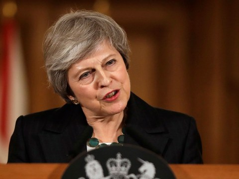 Theresa May warns 'nobody can know the consequences' if her Brexit deal isn't accepted