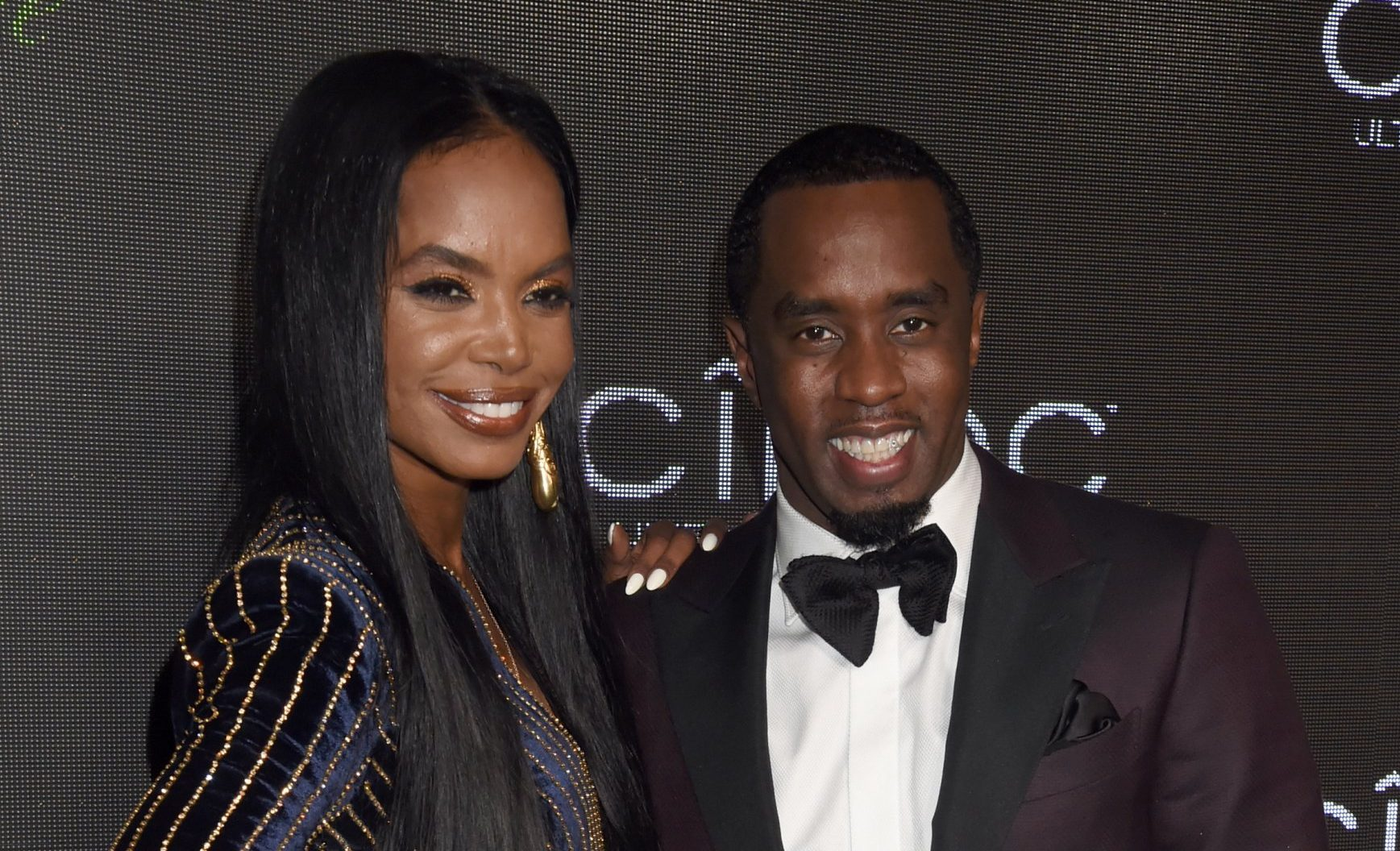 "BEVERLY HILLS, CA - NOVEMBER 22: (L-R) Model Kim Porter and recording artist Sean ""Diddy"" Combs attend Sean ""Diddy"" Combs Exclusive Birthday Celebration Presented By CIROC Vodka on November 22, 2015 in Beverly Hills, California. (Photo by Jeff Kravitz/FilmMagic)"