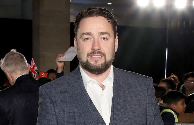 LONDON, ENGLAND - OCTOBER 30: Jason Manford attends the Pride Of Britain Awards at Grosvenor House, on October 30, 2017 in London, England. (Photo by Mike Marsland/Mike Marsland/WireImage)