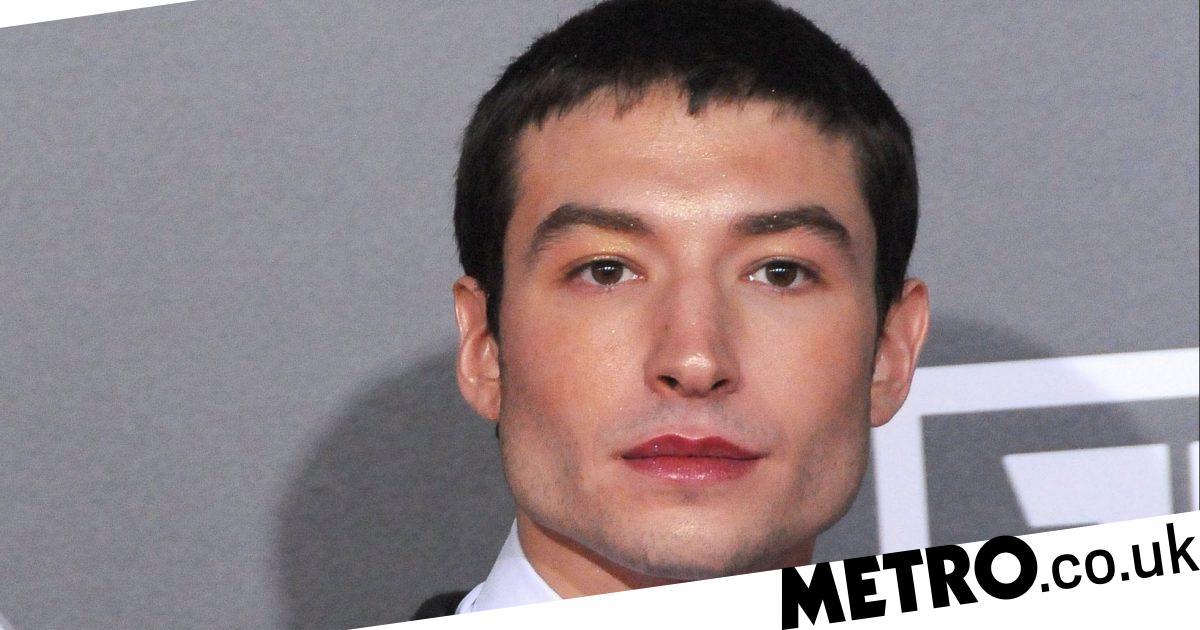 Ezra Miller Criticised As Video Emerges Of Star Choking Fan Metro News