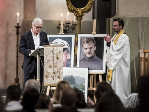 Avicii's father honours DJ's life and legacy at emotional memorial attended by hundreds of fans