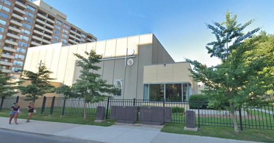 Eight pupils expelled from private school after 'sexual assault with broomstick' Picture: St. Michael's College School, Toronto Credit: Google
