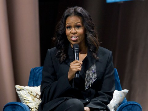 Michelle Obama to reveal what life's like in the White House at live show in London