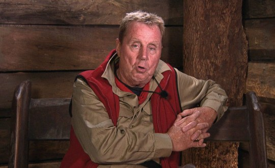 STRICT EMBARGO - NOT TO BE USED BEFORE 22:45 GMT, 18 NOV 2018 - EDITORIAL USE ONLY Mandatory Credit: Photo by ITV/REX (9982887dw) Crock Creek Camp Arrival - Harry Redknapp 'I'm a Celebrity...Get Me Out of Here!' TV Show, Series 18, Australia - 18 Nov 2018