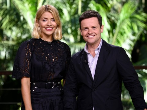 Declan Donnelly thanks Holly Willoughby with a poignant gift for triumphant I'm A Celebrity