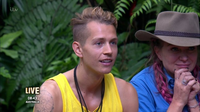 Emily Atack is told that she is the chosen celebrity to be taking part in 'The Viper Pit' bushtucker trial on 'I'm a Celebrity...Get Me Out of Here!'. Broadcast on ITV1 Featuring: James McVey When: 18 Nov 2018 Credit: Supplied by WENN **WENN does not claim any ownership including but not limited to Copyright, License in attached material. Fees charged by WENN are for WENN's services only, do not, nor are they intended to, convey to the user any ownership of Copyright, License in material. By publishing this material you expressly agree to indemnify, to hold WENN, its directors, shareholders, employees harmless from any loss, claims, damages, demands, expenses (including legal fees), any causes of action, allegation against WENN arising out of, connected in any way with publication of the material.**