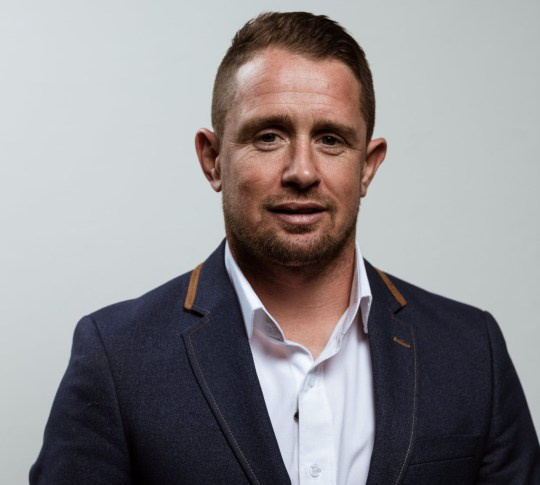 RUGBY, ENGLAND - NOVEMBER 17: Shane Williams of Wales poses for a portrait during the induction at the launch of the World Rugby Hall of Fame at the Rugby Art Gallery and Museum on November 17, 2016 in Rugby, England. (Photo by Tom Shaw - World Rugby/World Rugby via Getty Images)