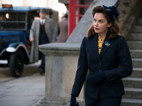 When is Mrs Wilson on? What time the BBC drama concludes on Tuesday night