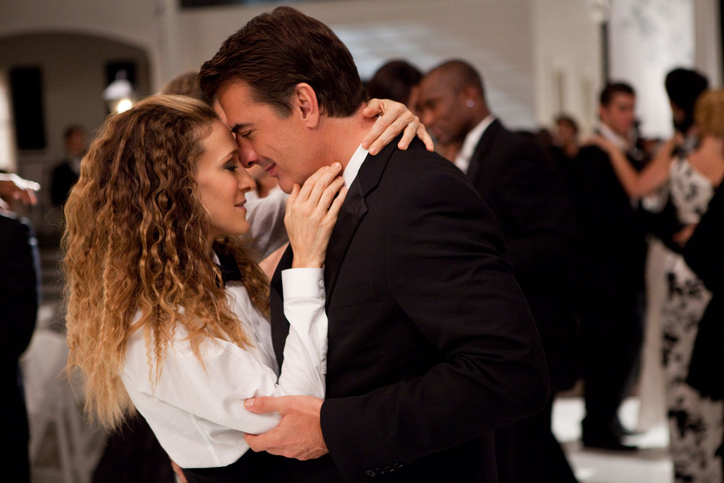 Book in sex and the city the movie