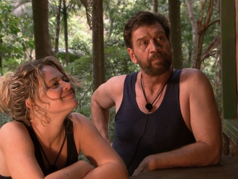 I'm A Celebrity bosses 'hoping' for Nick Knowles and Emily Atack romance