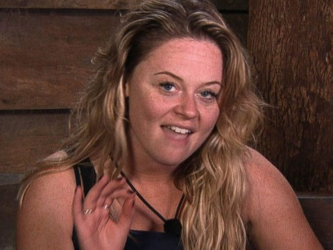 Emily Atack exits I'm A Celebrity finale in second place as Harry Redknapp takes the crown