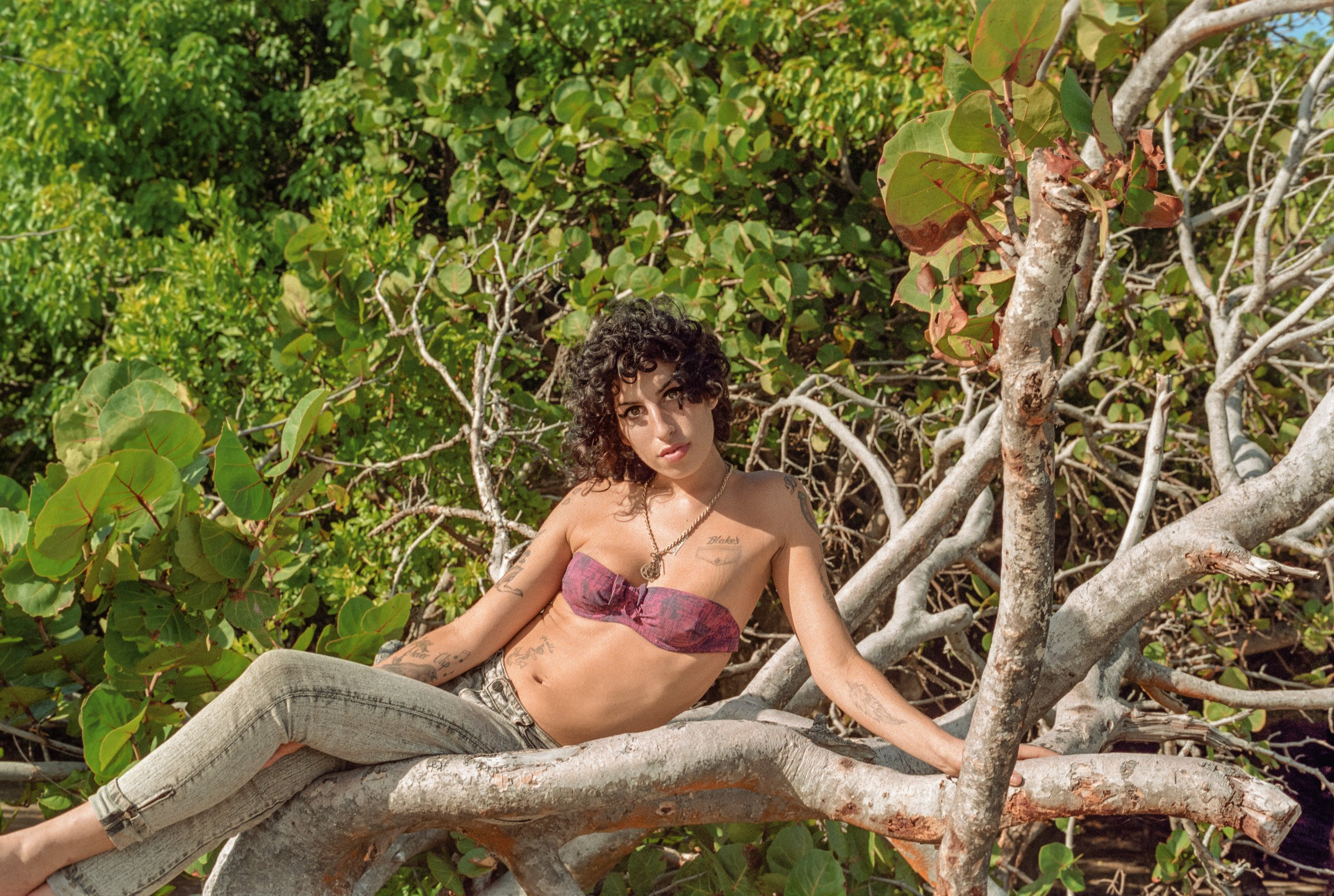 Amy Winehouse's friend discusses never before seen pics of her Picture: Blake Wood METROGRAB