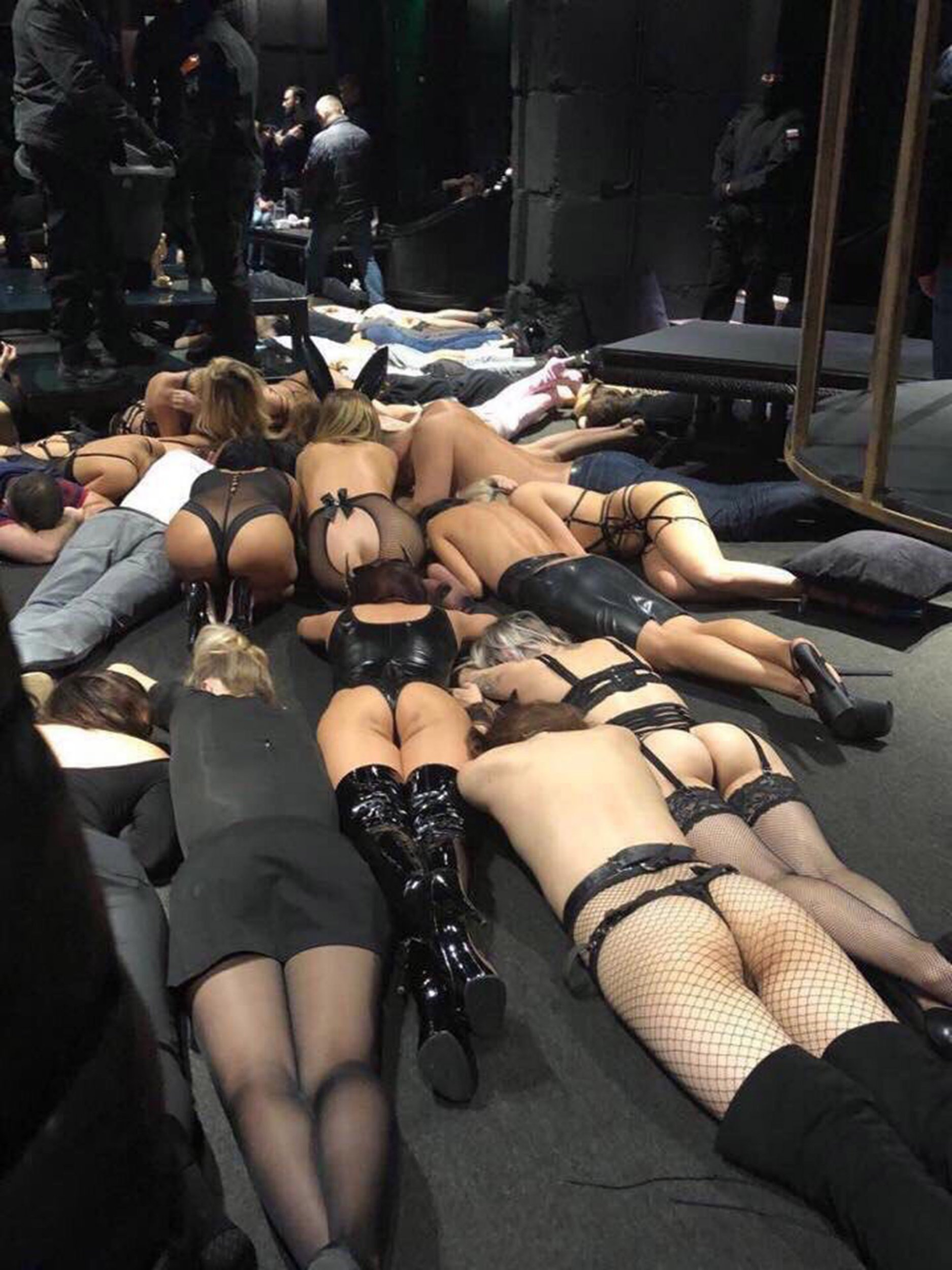 Top cop said 'it's a BDSM club, you can make it hurt' before police raid